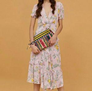 flower romantic dress